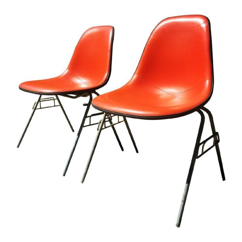 Herman Miller Eames Shell Chairs AptDeco