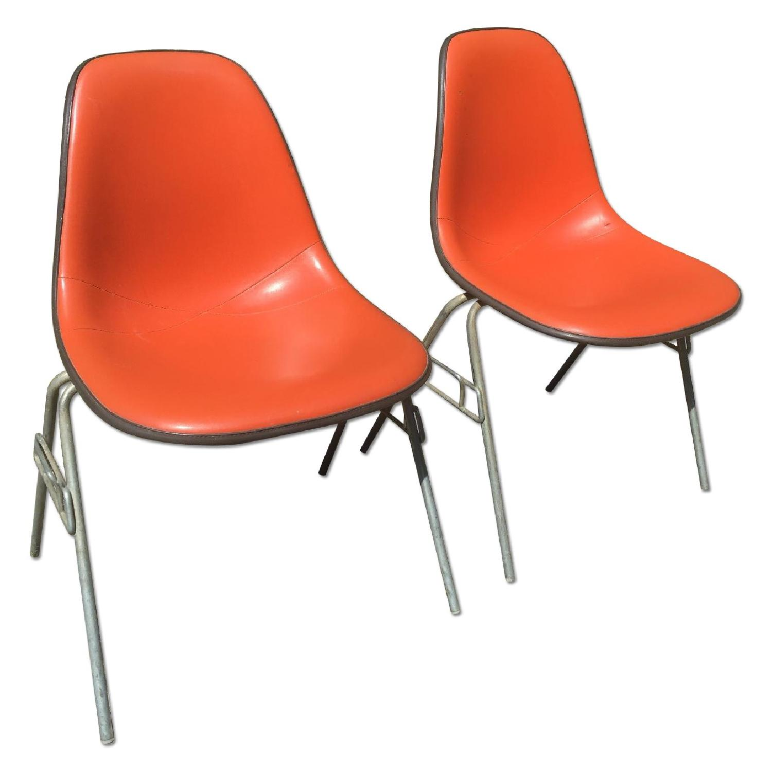 Herman Miller Eames Shell Chairs AptDeco