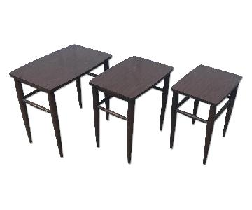 Mersman Mid Century Stacking Tables