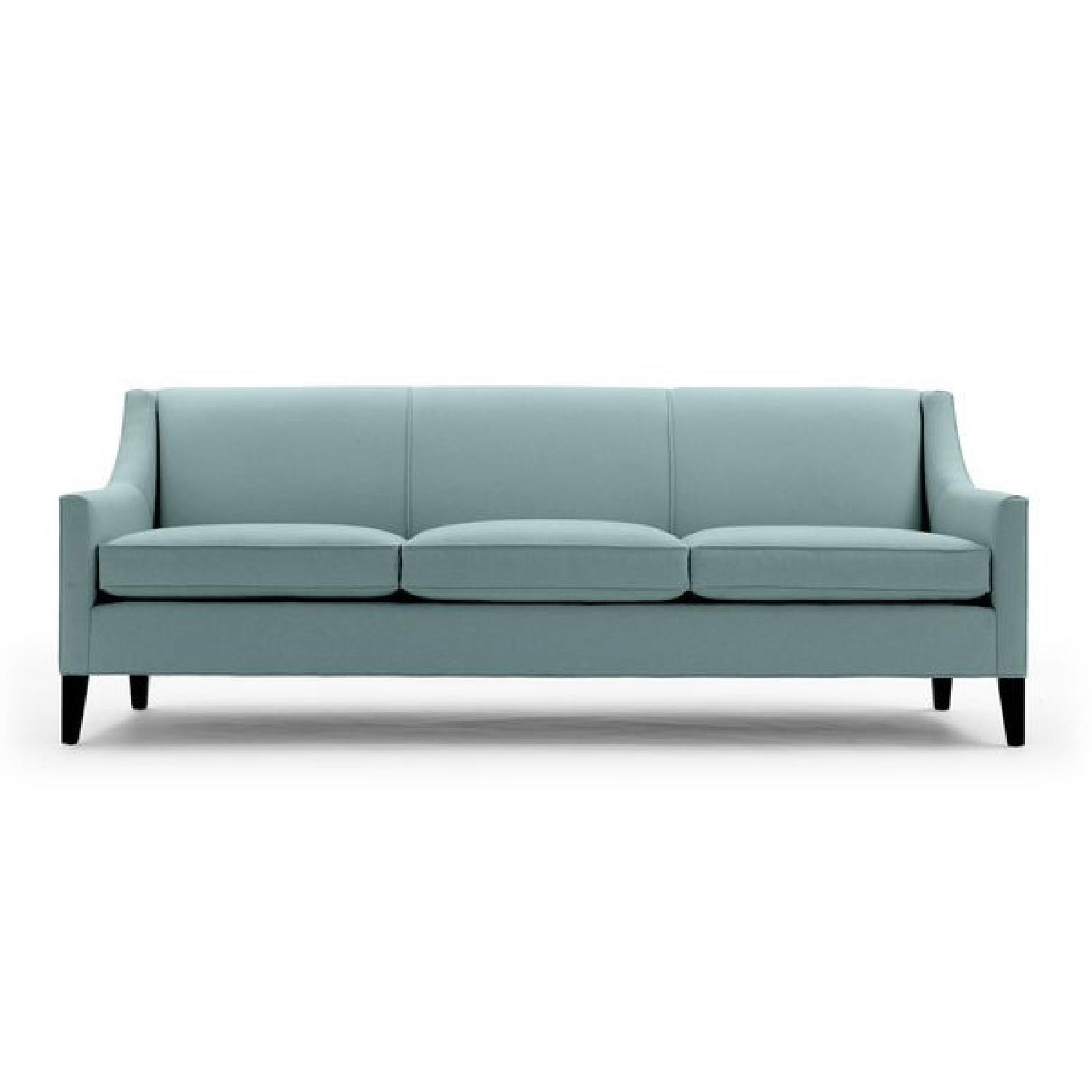 Mitchell Gold + Bob Williams Cara Sofa in Keswick-Navy