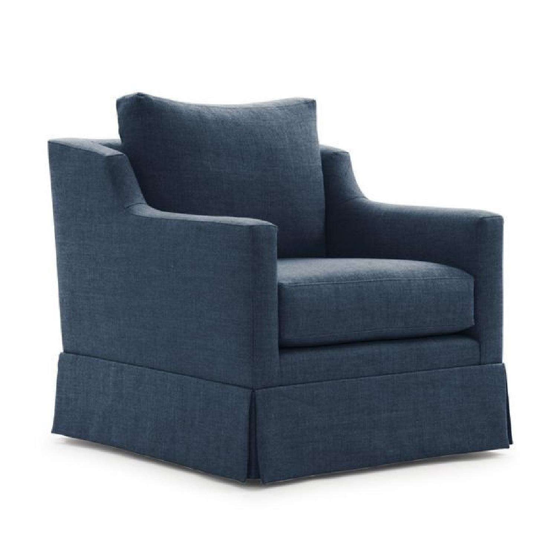 Mitchell Gold + Bob Williams Gigi Swivel Chair