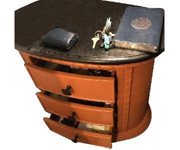 3 Drawer Nightstand