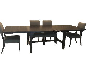 Room & Board 7-Piece Dining Set