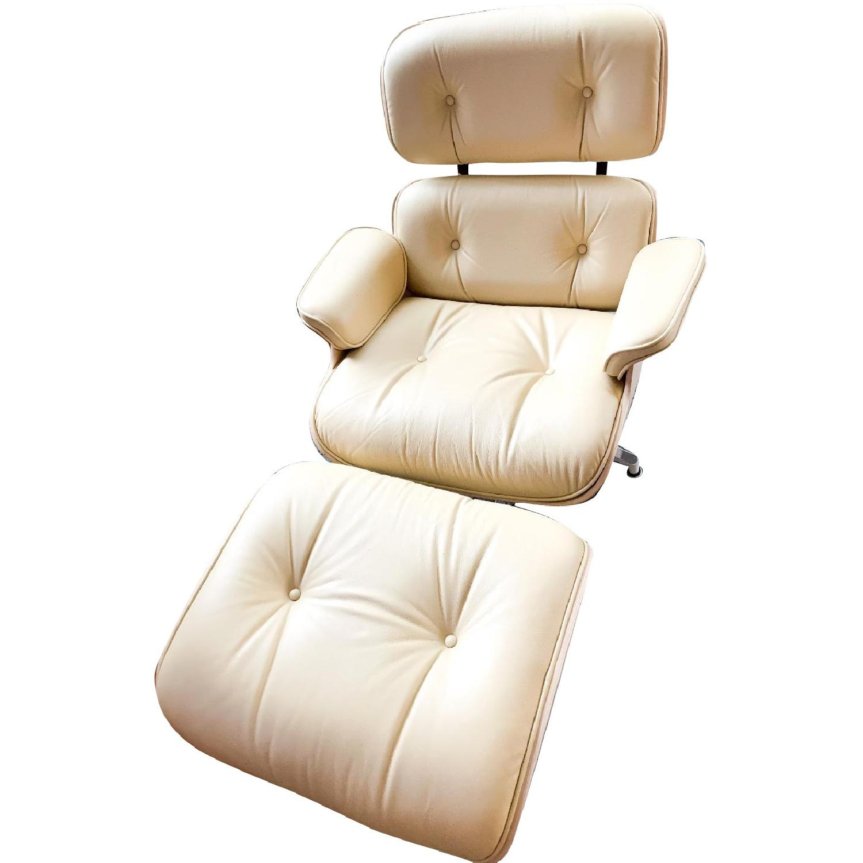 Herman Miller Charles U0026 Ray Eames Lounge Chair U0026 Ottoman ...