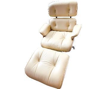Herman Miller Charles & Ray Eames Lounge Chair & Ottoman