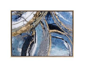 Orren Ellis Captivating Ruka Painting