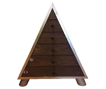 Triangle Chest of Drawers
