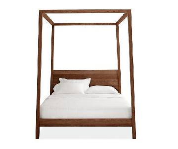 Room & Board Hale Queen Bed in Walnut