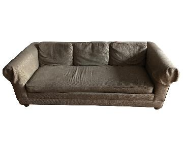 Vintage 3-Seater Sofa
