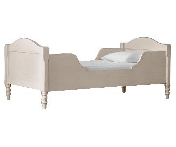 Restoration Hardware Tate Toddler Bed