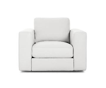 Design Within Reach Reid Swivel Chair