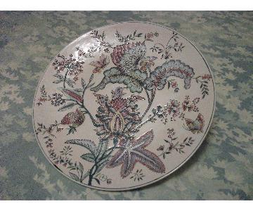 Vintage Large Decorative Platter