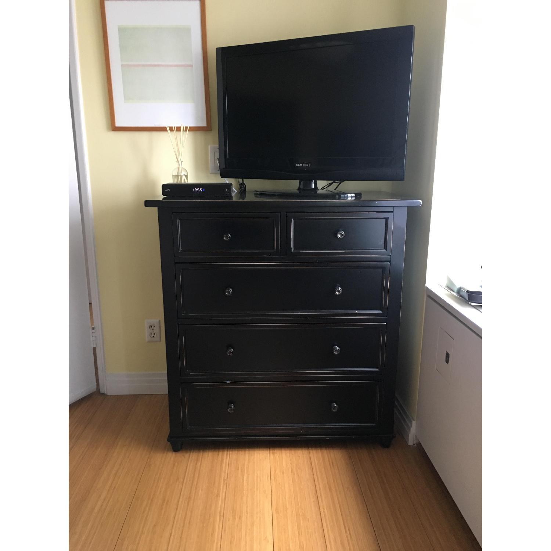 Crate & Barrel 5 Drawer Dresser-1
