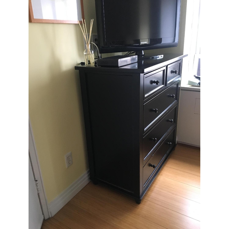 Crate & Barrel 5 Drawer Dresser-2