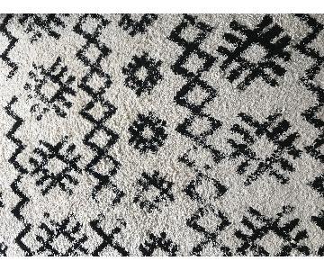 Linon Moroccan Shag Rug