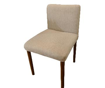West Elm Ellis Dining Chair - Wheat