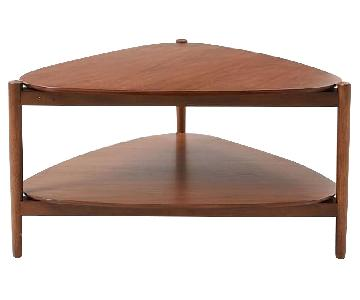 West Elm Retro Tripod Coffee Table