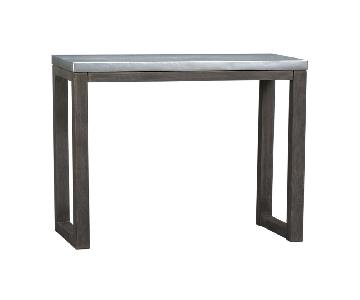 CB2 High-Top Dining Table