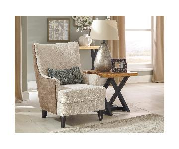 Ashley Signature Design Silsbee Sepia Accent Chair