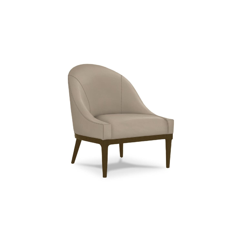 Mitchell Gold + Bob Williams Bella Leather Chair