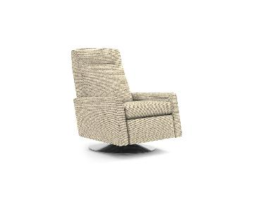 Mitchell Gold + Bob Williams Tilton Recliner in Palma-Flax