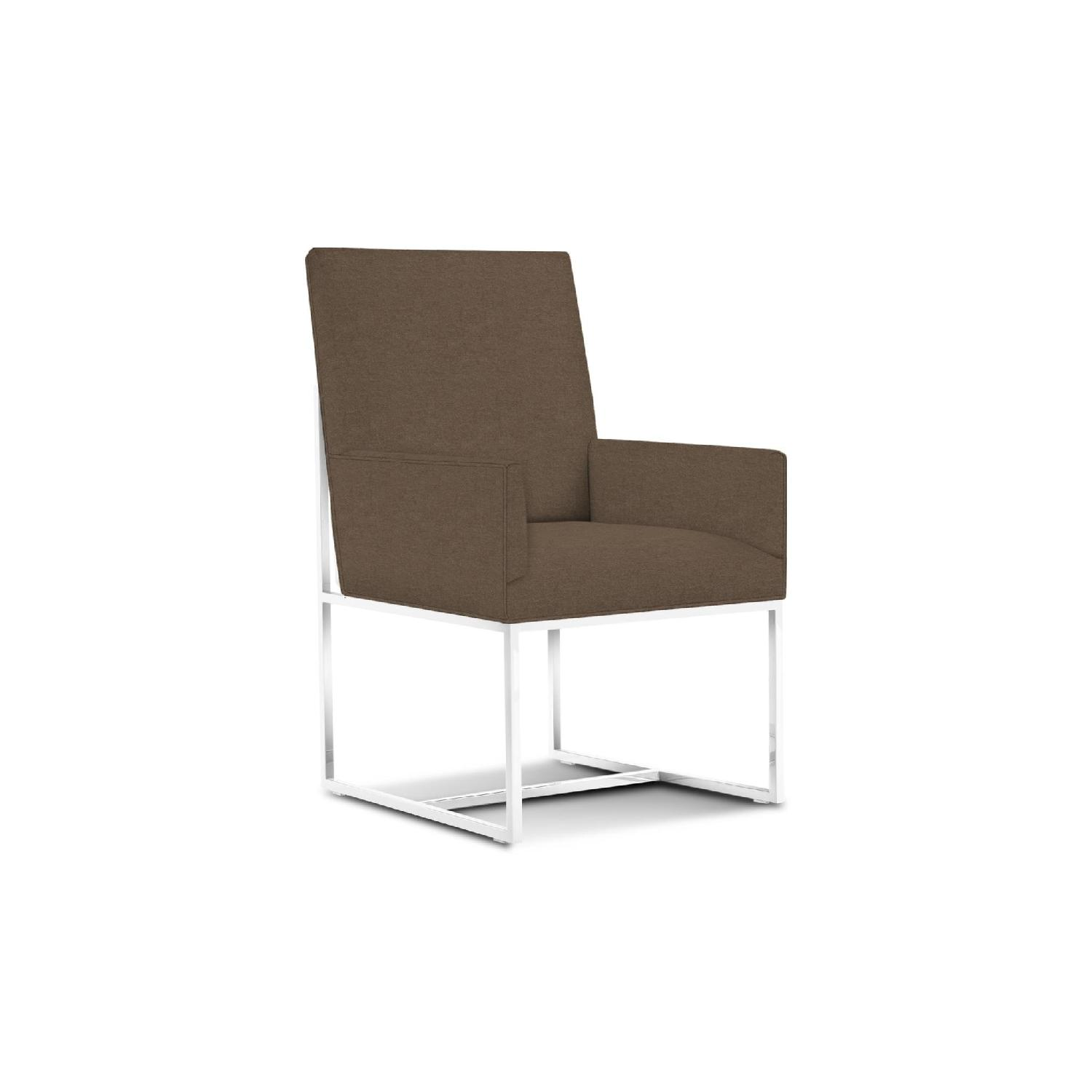 Mitchell Gold + Bob Williams Gage Low Dining Arm Chair