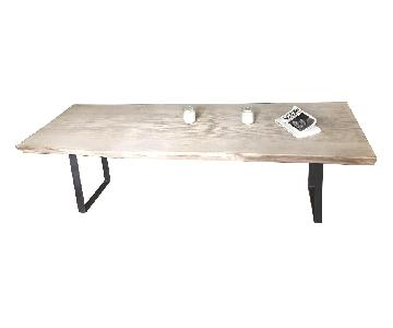 RL Design Oak Tree Coffee Table