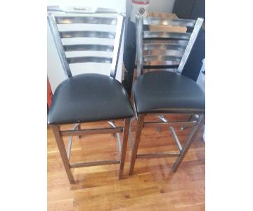 Custom Metal High Chair/Barstool
