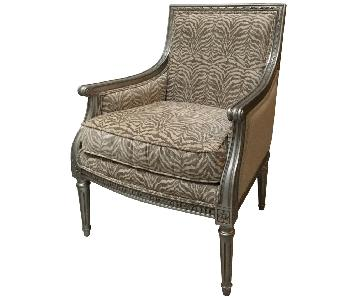 Ethan Allen Giselle Chairs