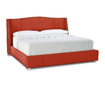 Mitchell Gold + Bob Williams Celina King Floating Bed