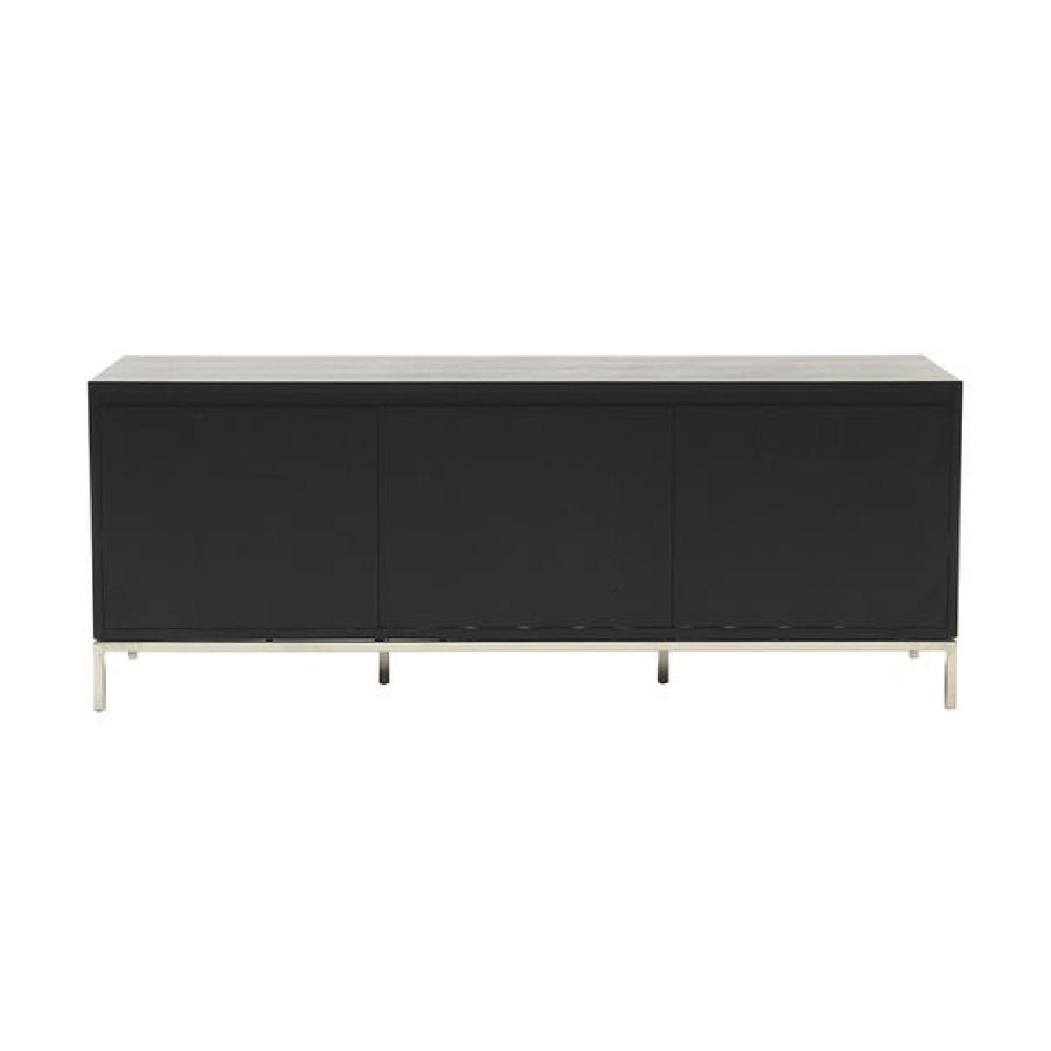Mitchell Gold + Bob Williams Manning Media Console in Caviar-0