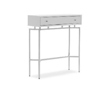 Mitchell Gold + Bob Williams Ming Console in White
