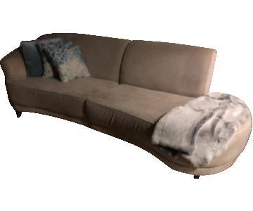 Cloud Curved Sofa