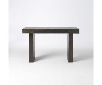 West Elm Terra Console/Wriiting Table/Desk