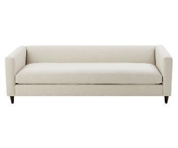 CB2 Movie Sleeper Sofa