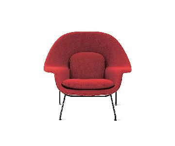Design Within Reach Womb Lounge Chair & Ottoman