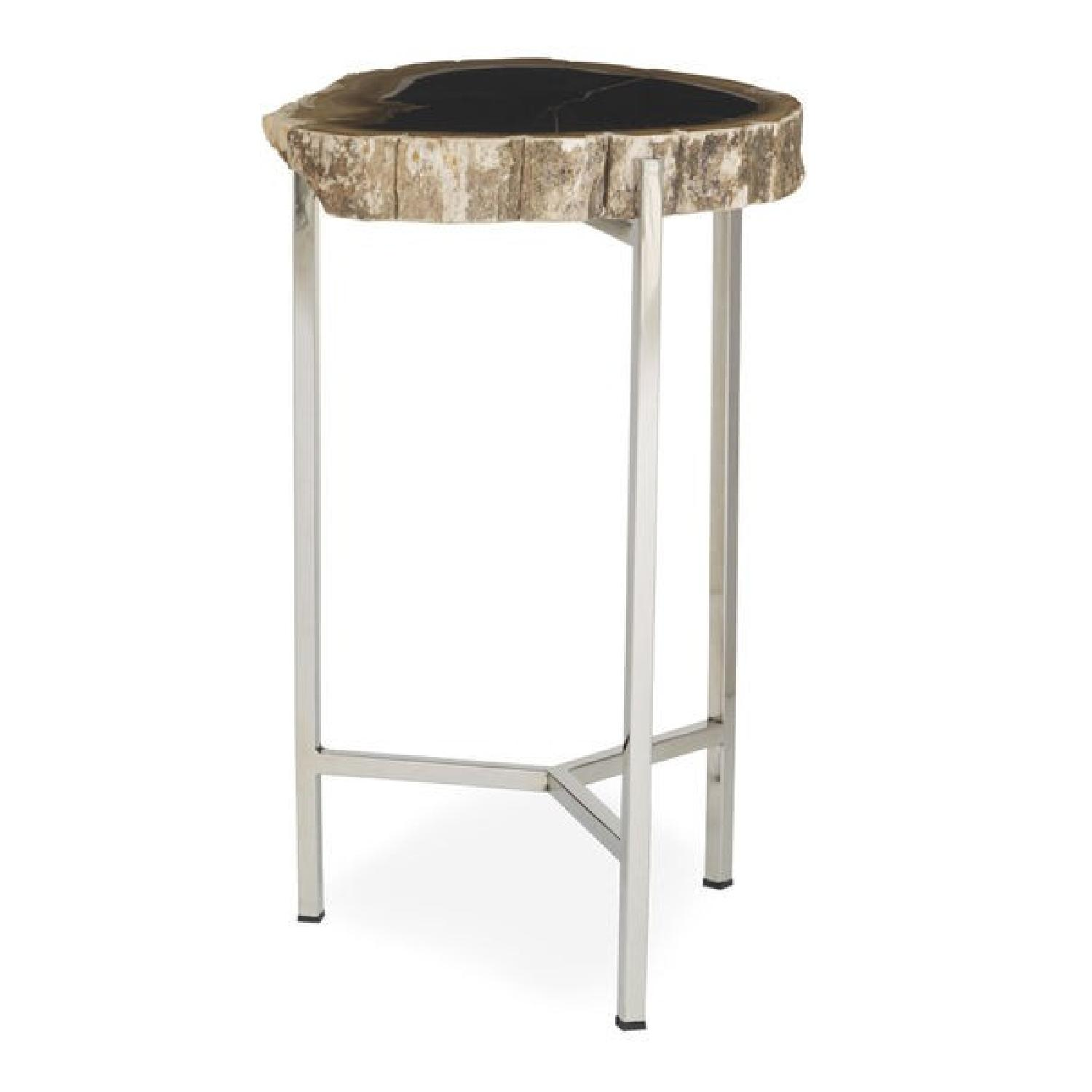 Mitchell Gold + Bob Williams Petrified Pull Up Table-1