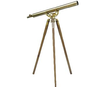 Baush & Lomb Limited Edition Brass Telescope