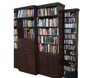 Gothic Cabinet Craft 3 Piece Wall Unit w/ Storage