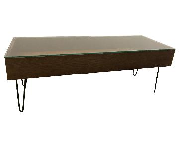 CB2 Mid Century Style Coffee Table