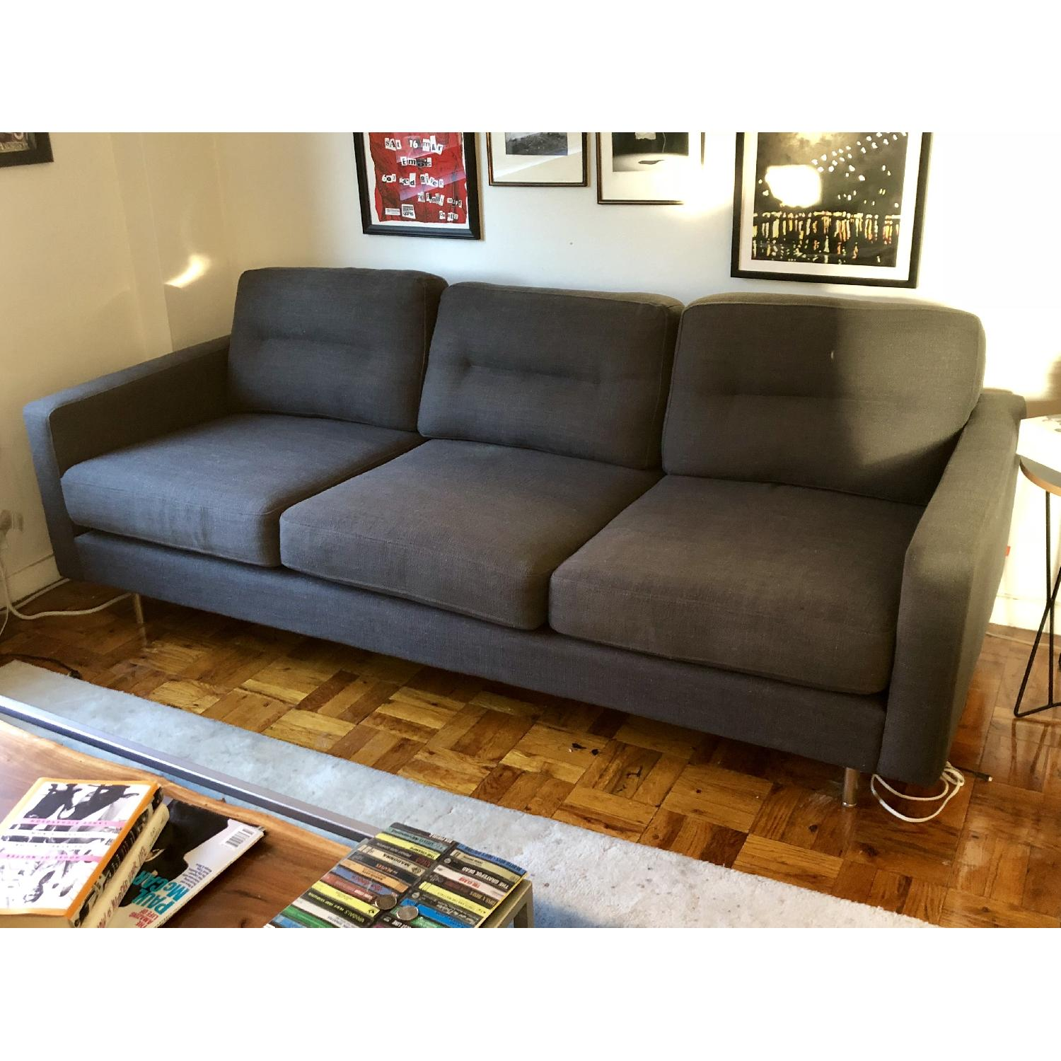 ... Gus Modern Logan Sofa In Graphite Grey 1 ...
