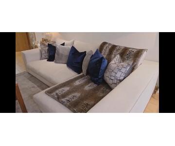 Camerich Casa 2-Piece Sectional Sofa