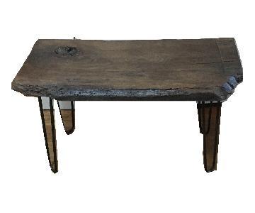 Reclaimed Modern Coffee Table