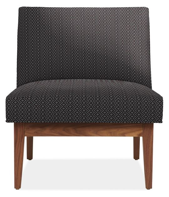 Room & Board Edwin Accent Chairs