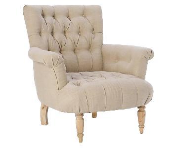 Terrain Gramercy Tufted Chair