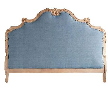 Urban Outfitters Grey Margaux Headboard