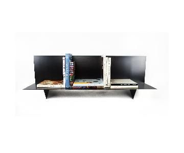 Tenon Design Metal BG Record Shelf