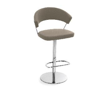 Calligaris New York Swivel Bar Stools