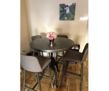 Arhaus Dining Table w/ 4 Chairs