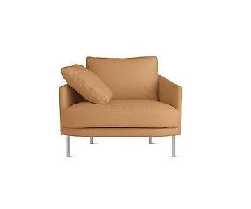 Design Within Reach Camber Armchair in Leather